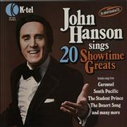 Click here for more info about 'John Hanson - Sings 20 Showtime Greats'
