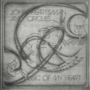 Click here for more info about 'John Heartsman And Circles - Music Of My Heart'