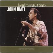 Click here for more info about 'John Hiatt - Live From Austin TX'