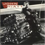 Click here for more info about 'John Hiatt - Riding With The King'