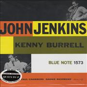 John Jenkins John Jenkins With Kenny Burrell - 200gm USA vinyl LP
