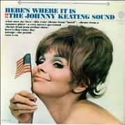 Click here for more info about 'John Keating - Here's Where It Is!! The Johnny Keating Sound'