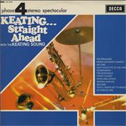Click here for more info about 'John Keating - Keating... Straight Ahead'