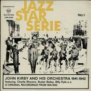 Click here for more info about 'John Kirby - Jazz Star Serie No. 1'