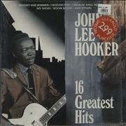 Click here for more info about 'John Lee Hooker - 16 Greatest Hits'