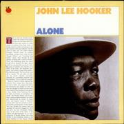 Click here for more info about 'John Lee Hooker - Alone'