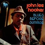 Click here for more info about 'John Lee Hooker - Blues Before Sunrise'