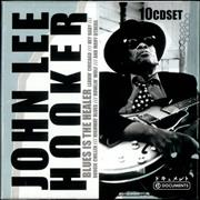 Click here for more info about 'John Lee Hooker - Blues Is The Healer'