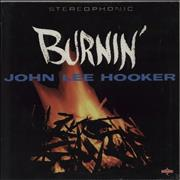 Click here for more info about 'John Lee Hooker - Burnin' - sealed'