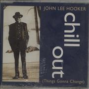 Click here for more info about 'John Lee Hooker - Chill Out - sealed'