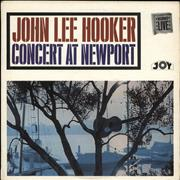 Click here for more info about 'John Lee Hooker - Concert At Newport'