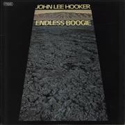 Click here for more info about 'John Lee Hooker - Endless Boogie'
