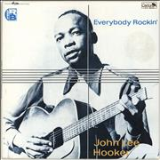 Click here for more info about 'John Lee Hooker - Everybody Rockin''