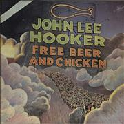 Click here for more info about 'John Lee Hooker - Free Beer And Chicken'