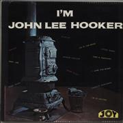 Click here for more info about 'John Lee Hooker - I'm John Lee Hooker'