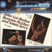 Click here for more info about 'John Lee Hooker - John Lee Hooker / Brownie McGhee And Sonny Terry'
