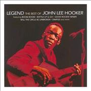 Click here for more info about 'John Lee Hooker - Legend - The Best Of John Lee Hooker'