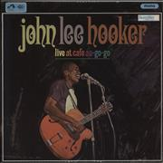 Click here for more info about 'John Lee Hooker - Live At Cafe Au Go-Go'