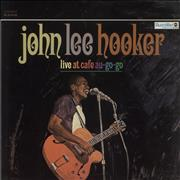 Click here for more info about 'John Lee Hooker - Live At Cafe Au-Go-Go'
