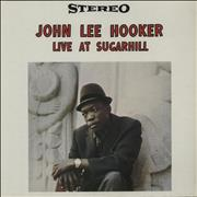 Click here for more info about 'John Lee Hooker - Live At Sugarhill'