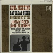 Click here for more info about 'John Lee Hooker - Soul Meeting Saturday Night Hootenanny Style - Sealed'