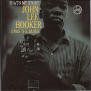 Click here for more info about 'John Lee Hooker - That's My Story'