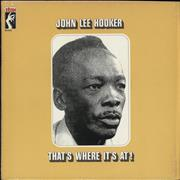 Click here for more info about 'John Lee Hooker - That's Where It's At!'