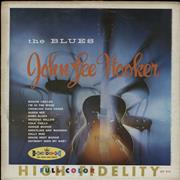 Click here for more info about 'John Lee Hooker - The Blues'