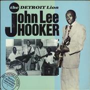Click here for more info about 'John Lee Hooker - The Detroit Lion'