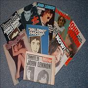 Click here for more info about 'John Lennon - 1940 - 1980 Scrapbook and Newspapers'