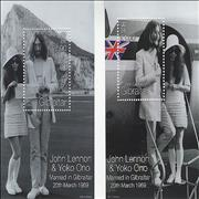 Click here for more info about 'John Lennon - 30th Anniversary Set Of Stamps'
