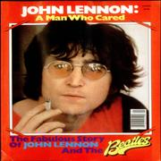 Click here for more info about 'John Lennon - A Man Who Cared'