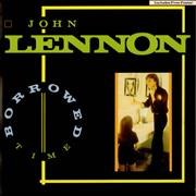 Click here for more info about 'John Lennon - Borrowed Time + Poster'