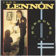 Click here for more info about 'John Lennon - Borrowed Time'