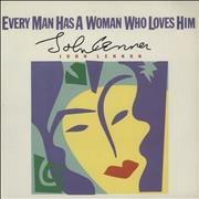 Click here for more info about 'John Lennon - Every Man Has A Woman Who Loves Him + Poster'