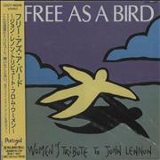 Click here for more info about 'John Lennon - Free As A Bird - A Women's Tribute To John Lennon'