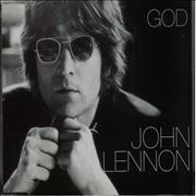 Click here for more info about 'John Lennon - God'