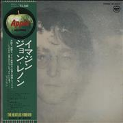 Click here for more info about 'John Lennon - Imagine - Apple Obi'