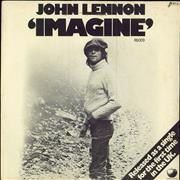 Click here for more info about 'John Lennon - Imagine - P/S - EX'