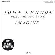 Click here for more info about 'John Lennon - Imagine - Title Sleeve'