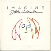 Click here for more info about 'John Lennon - Imagine: John Lennon - EX'