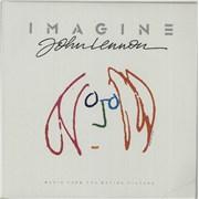 John Lennon Imagine: John Lennon Hungary 2-LP vinyl set