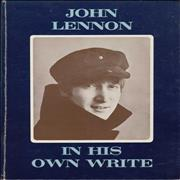 John Lennon In His Own Write - 1st UK book
