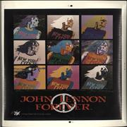 Click here for more info about 'John Lennon Forever - Lithograph'