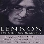 Click here for more info about 'John Lennon - Lennon - The Definitive Biography'