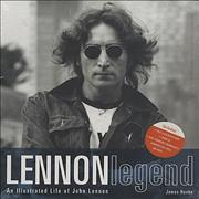 Click here for more info about 'John Lennon - Lennon Legend: An Illustrated Life Of John Lennon'