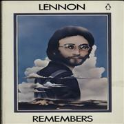 Click here for more info about 'John Lennon - Lennon Remembers'
