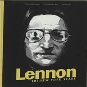 John Lennon Lennon: The New York Years UK book