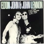 John Lennon Live! 28th November 1974 + Poster Japan vinyl LP