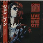Click here for more info about 'Live In New York City'